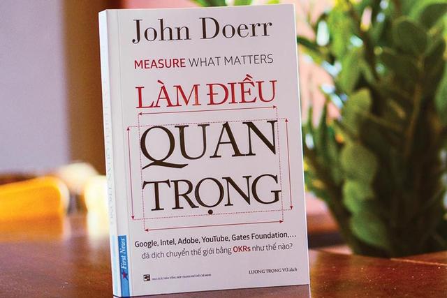 5 cuốn sách hay nhất về phương pháp quản trị OKRs - Ảnh 1.