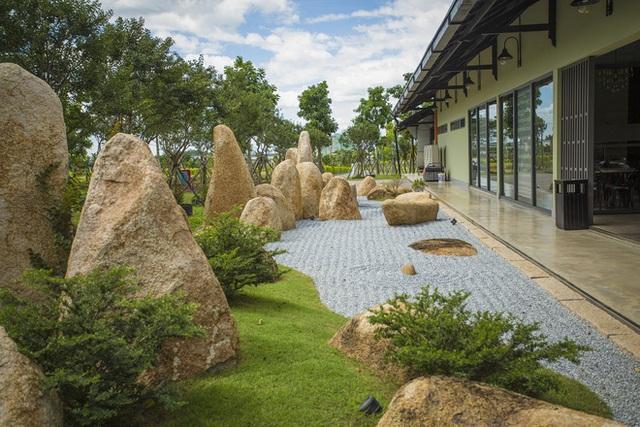 Cận cảnh hoa viên nghĩa trang hơn 2.000 tỷ đồng, có cảnh quan đẹp bậc nhất Việt Nam - Ảnh 13.