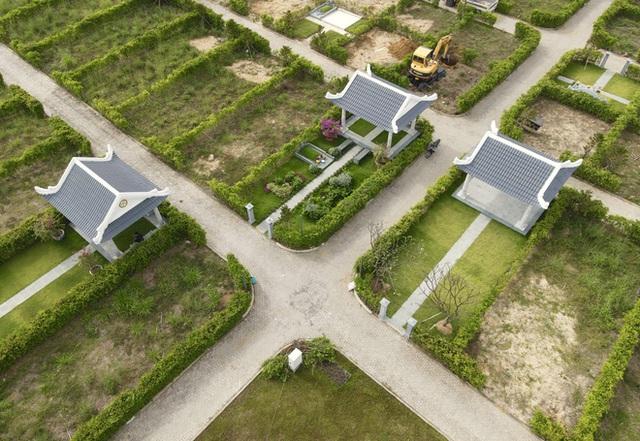 Cận cảnh hoa viên nghĩa trang hơn 2.000 tỷ đồng, có cảnh quan đẹp bậc nhất Việt Nam - Ảnh 18.