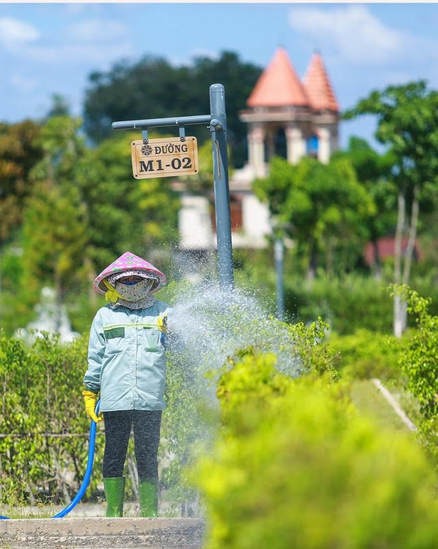 Cận cảnh hoa viên nghĩa trang hơn 2.000 tỷ đồng, có cảnh quan đẹp bậc nhất Việt Nam - Ảnh 21.