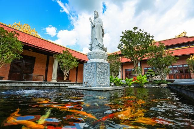 Cận cảnh hoa viên nghĩa trang hơn 2.000 tỷ đồng, có cảnh quan đẹp bậc nhất Việt Nam - Ảnh 24.