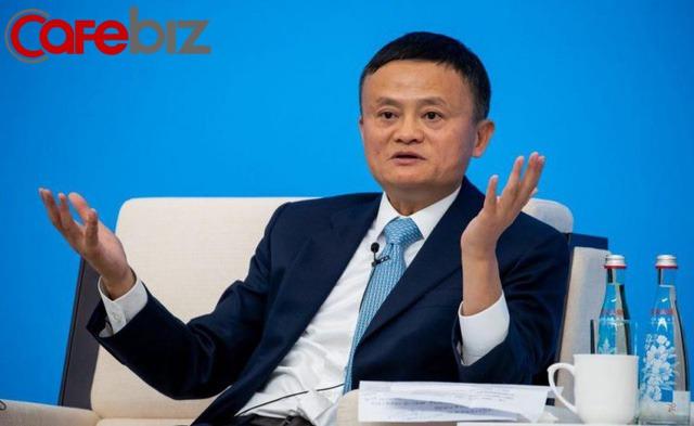 """Jack Ma và Lưu Bang: Tự cổ chí kim, người thành công đều """"mặt dày"""" - Ảnh 2."""