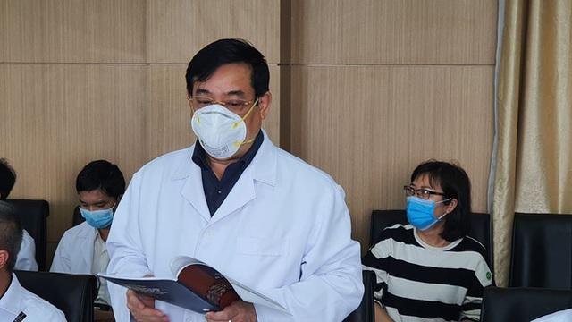 Tình hình sức khoẻ 3 bệnh nhân mắc Covid-19 nặng hiện nay ra sao? - Ảnh 3.