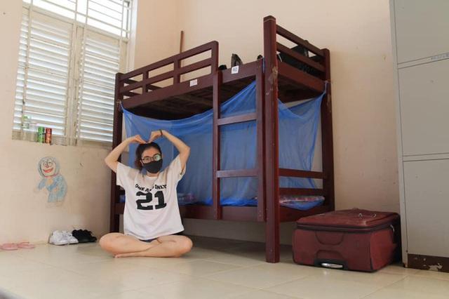 Nhật kí cách ly của cô gái trẻ: Nếu bạn đối xử với nơi cách ly như là nhà, nơi đó sẽ trở thành nhà - Ảnh 3.