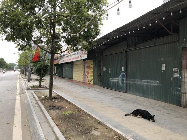 Ngày đầu Hà Nội thực hiện lệnh đóng cửa hàng quán - Ảnh 4.