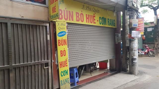 Ngày đầu Hà Nội thực hiện lệnh đóng cửa hàng quán - Ảnh 5.