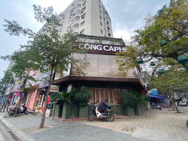 Ngày đầu Hà Nội thực hiện lệnh đóng cửa hàng quán - Ảnh 6.