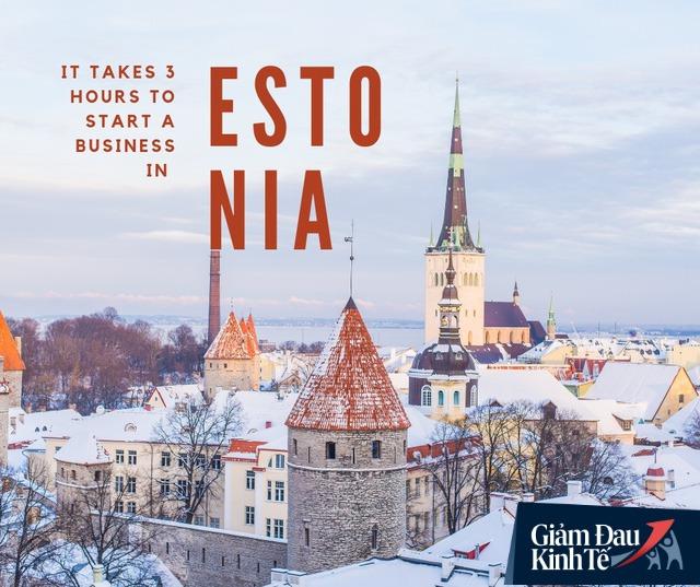 Estonia: Quốc gia nhỏ bé chống dịch Covid-19 hiệu quả tại Châu Âu nhờ chuyển đổi số và nguyên tắc 1 lần - Ảnh 1.