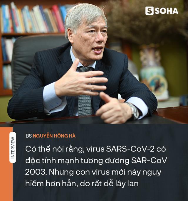 Người ghi bàn lội ngược dòng' trong dịch SARS: Nếu mắc Covid-19 mà đi đi lại lại giống sản phụ H. thì không thể tưởng tượng nổi! - Ảnh 2.