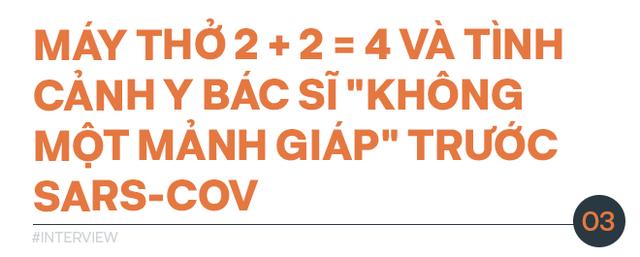 Người ghi bàn lội ngược dòng' trong dịch SARS: Nếu mắc Covid-19 mà đi đi lại lại giống sản phụ H. thì không thể tưởng tượng nổi! - Ảnh 4.