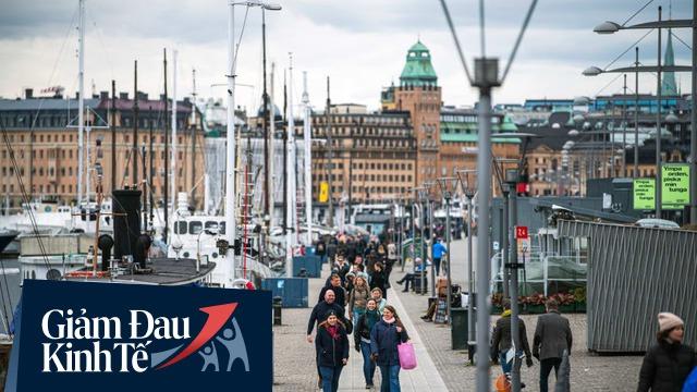 Bình tĩnh sống - Cách Thuỵ Điển đối mặt với Covid-19 khác biệt hoàn toàn so với thế giới - Ảnh 2.