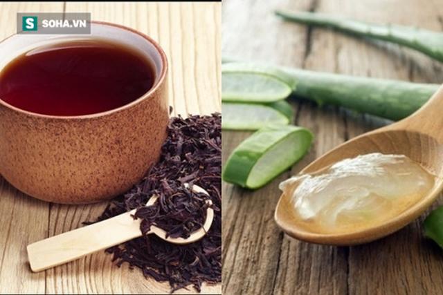 Hàng quán đóng cửa, Đông y gợi ý cách pha 3 cốc trà giúp giải độc, uống để khỏe đẹp hơn - Ảnh 2.