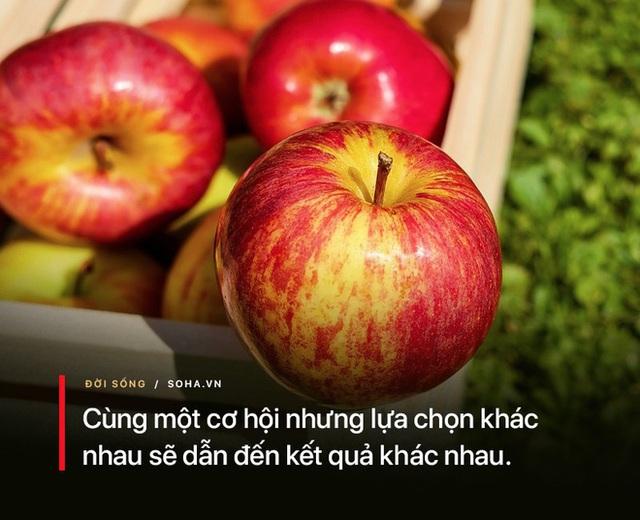 Từ chuyện quả táo, có thể nhận biết một người sẽ giàu hay nghèo: Nên tham khảo nếu muốn trở nên giàu có - Ảnh 2.