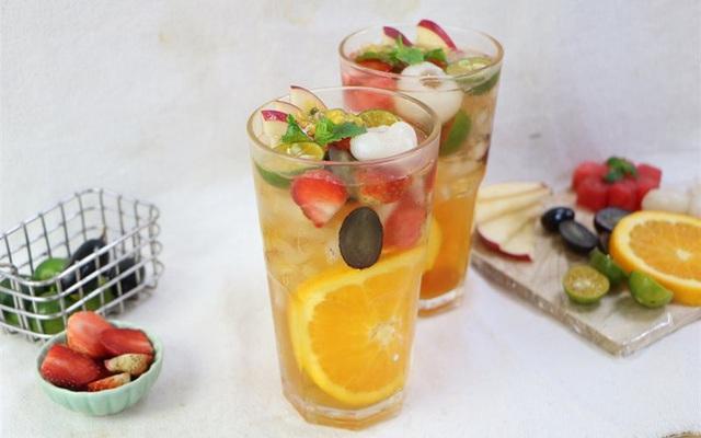 Hàng quán đóng cửa, Đông y gợi ý cách pha 3 cốc trà giúp giải độc, uống để khỏe đẹp hơn - Ảnh 3.