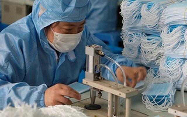 Kinh doanh thời đại Covid-19: Khi máy sản xuất khẩu trang thật sự là máy in tiền ở Trung Quốc
