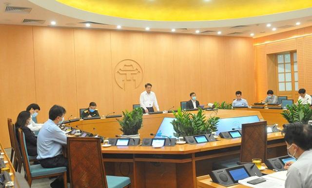 Chủ tịch Hà Nội: Thành phố đã có trường hợp F2 Covid-19 trở thành F0 ở quận Long Biên - Ảnh 1.