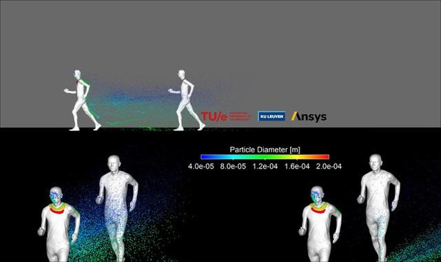 Nghiên cứu mới: Cảnh báo nguy cơ nhiễm Covid-19 khi chạy bộ, đạp xe - Ảnh 1.