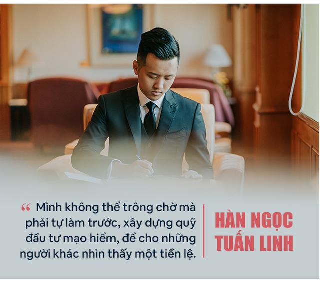 CEO 9X Hàn Ngọc Tuấn Linh: 10 năm nữa công ty tôi sẽ đầu tư mạo hiểm cho startup muốn gây ảnh hưởng toàn cầu - Ảnh 2.