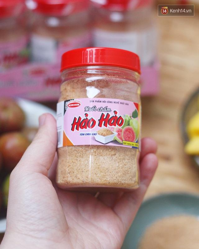 Review cực gắt muối chấm Hảo Hảo mới ra mắt: Hoá ra không hề giống muối trong gói mì tôm, nhưng hương vị ấn tượng mới đáng chú ý hơn cả - Ảnh 7.