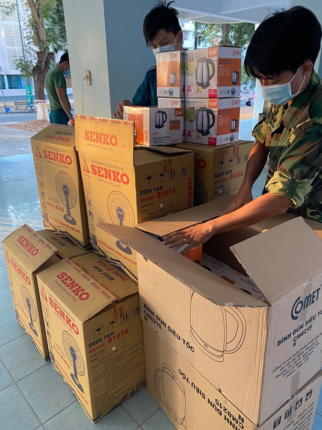 Những màn cải tạo khu cách ly đỉnh cao của DHS Việt: Biến chỗ ở 14 ngày thành nơi siêu sang chảnh, đã thế thái độ sống còn cực kỳ đáng khen - Ảnh 18.