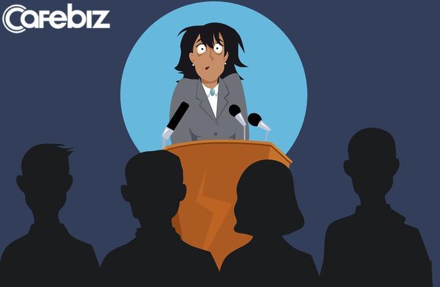 Muốn đánh bại nỗi sợ hãi khi đứng trên bục thuyết trình? Hãy biến nỗi sợ thành thói quen - Ảnh 1.