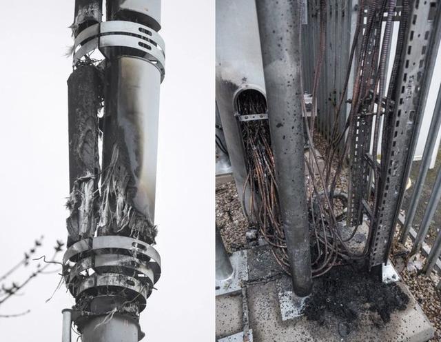 Rủ nhau phá hoại cột phát sóng 5G vì COVID-19, dân Ireland và New Zealand đốt nhầm luôn cả cột phát 4G - Ảnh 2.