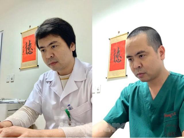 Ngủ ít, nhịn vệ sinh suốt 6 tiếng, mặt đầy vết hằn, gặp người thân qua hàng rào cách ly: Những bức ảnh chân thực nhất về y bác sĩ Việt Nam nơi tuyến đầu chống dịch Covid-19 - Ảnh 10.