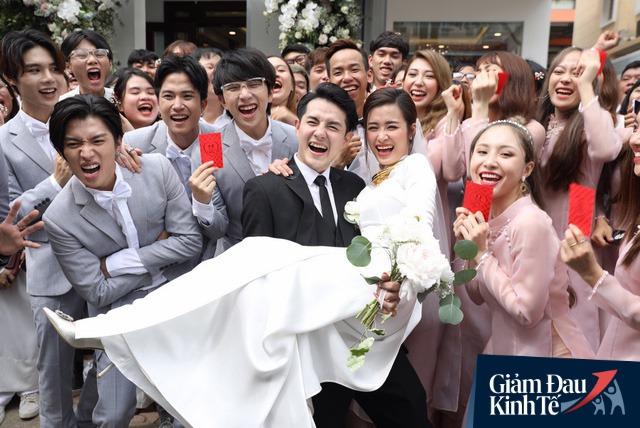 Toàn cảnh ngành tổ chức tiệc cưới đang đóng băng vì yêu cầu giãn cách: Hướng kinh doanh nào để có cơ hội sống sót qua bão dịch Covid? - Ảnh 1.