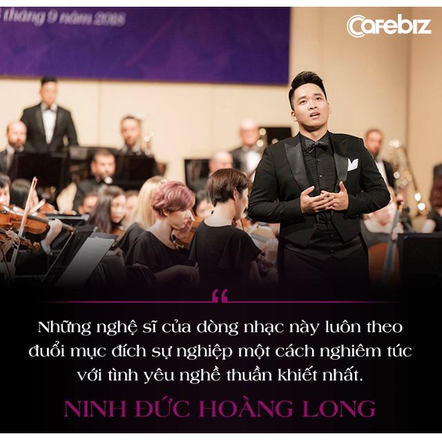"""Gương mặt Forbes 30 Under 30 - tài năng """"vàng opera Ninh Đức Hoàng Long: Không thể dùng tiền hay mối quan hệ để mua giải, những người theo đuổi dòng nhạc này đều rất nghiêm túc với nghề! - Ảnh 6."""