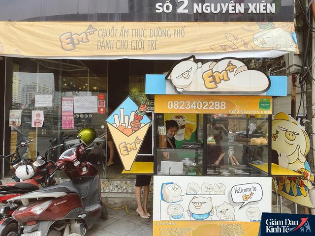 Vừa mở 10 kiosk bán đồ ăn thì dính Covid-19, nhà sáng lập vẫn đặt mục tiêu nhượng quyền 100 điểm tại Hà Nội trong 6 tháng - Ảnh 3.
