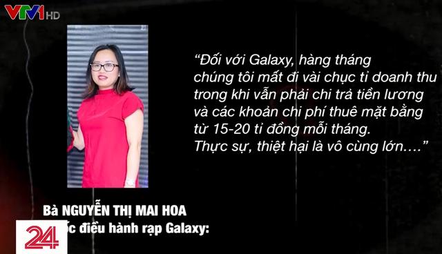Đằng sau con số 200 cụm rạp đóng cửa: CGV thiệt hại 500 tỷ riêng trong tháng 3, Galaxy thất thu vài chục tỷ mà vẫn phải trả 20 tỷ thuê mặt bằng - Ảnh 1.