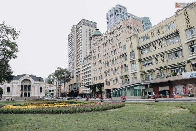 """Ga ngầm Metro đầu tiên được hoàn thành ở Sài Gòn: Ngỡ như """"thiên đường"""" dưới lòng đất, thiết kế theo kiến trúc của Nhà hát Thành phố - Ảnh 2."""