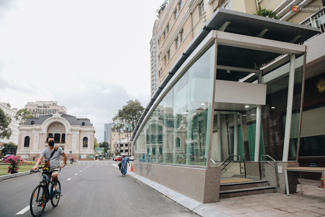 """Ga ngầm Metro đầu tiên được hoàn thành ở Sài Gòn: Ngỡ như """"thiên đường"""" dưới lòng đất, thiết kế theo kiến trúc của Nhà hát Thành phố - Ảnh 3."""