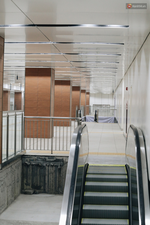 """Ga ngầm Metro đầu tiên được hoàn thành ở Sài Gòn: Ngỡ như """"thiên đường"""" dưới lòng đất, thiết kế theo kiến trúc của Nhà hát Thành phố - Ảnh 21."""