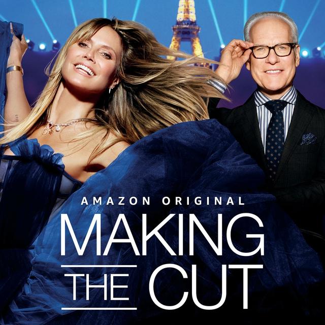 Siêu mẫu Heidi Klum thần thái, quyền lực với thiết kế của Công Trí trong chương trình thực tế Making the Cut  - Ảnh 3.