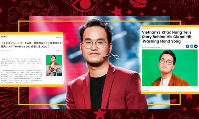 Billboard Mỹ và Nhật vinh danh Khắc Hưng với ca khúc Ghen cô Vy - Ảnh 1.