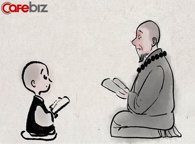 Khu vườn hoàn hảo của chú tiểu và bài học về sự nghỉ ngơi đích thực của người khôn ngoan - Ảnh 1.