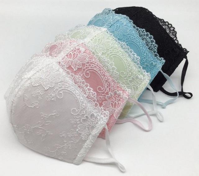 Khẩu trang làm từ áo ngực trở thành sản phẩm bán chạy tại Nhật Bản - Ảnh 2.