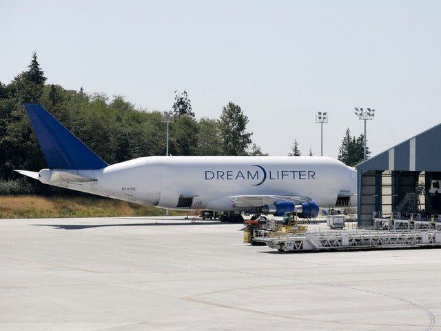 Boeing quyên góp 3 chiếc máy bay chở hàng ngoại cỡ để giúp phân phối hàng hóa liên quan virus corona - Ảnh 15.