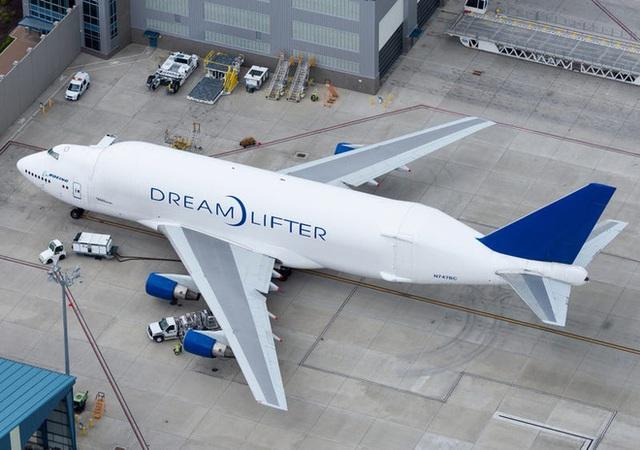 Boeing quyên góp 3 chiếc máy bay chở hàng ngoại cỡ để giúp phân phối hàng hóa liên quan virus corona - Ảnh 22.