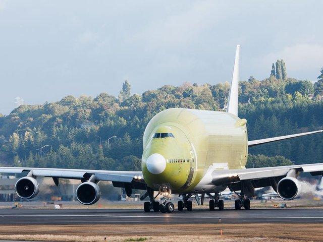 Boeing quyên góp 3 chiếc máy bay chở hàng ngoại cỡ để giúp phân phối hàng hóa liên quan virus corona - Ảnh 3.
