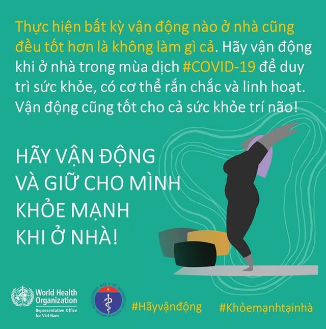 Bộ Y tế và WHO khuyến cáo 3 khu vực người dân cần tránh lui tới để giảm thiểu nguy cơ mắc Covid-19 - Ảnh 8.