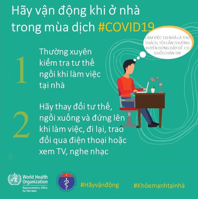 Bộ Y tế và WHO khuyến cáo 3 khu vực người dân cần tránh lui tới để giảm thiểu nguy cơ mắc Covid-19 - Ảnh 9.