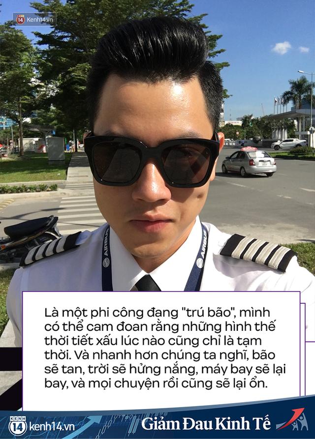 Cơ trưởng Quang Đạt: 9 năm làm việc, lần đầu nghe đến những từ như dừng bay, nghỉ không lương, chấm dứt hợp đồng - Ảnh 5.
