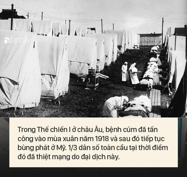 Từ dịch Covid-19, nhìn lại đại dịch cúm từng giết chết 100 triệu người để thấy vì sao nên giãn cách xã hội - Ảnh 1.