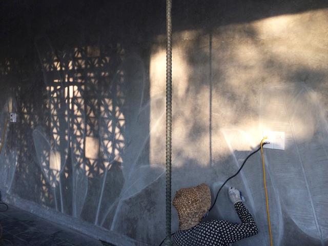 Ngôi nhà ở Nam Định lấy cảm hứng từ cây chuối - Ảnh 13.