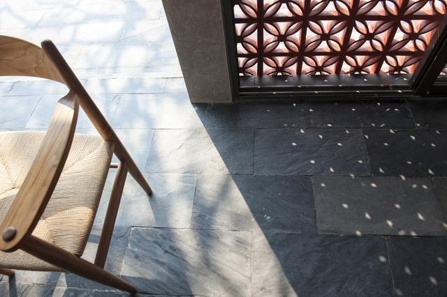 Ngôi nhà ở Nam Định lấy cảm hứng từ cây chuối - Ảnh 15.