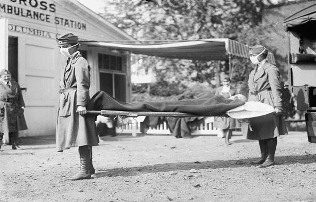 Từ dịch Covid-19, nhìn lại đại dịch cúm từng giết chết 100 triệu người để thấy vì sao nên giãn cách xã hội - Ảnh 3.