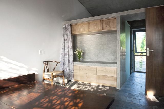 Ngôi nhà ở Nam Định lấy cảm hứng từ cây chuối - Ảnh 8.