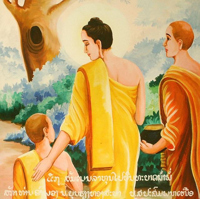 Dạy con như Đức Phật: 5 quy tắc để nuôi dạy nên những đứa trẻ tuyệt vời - Ảnh 1.